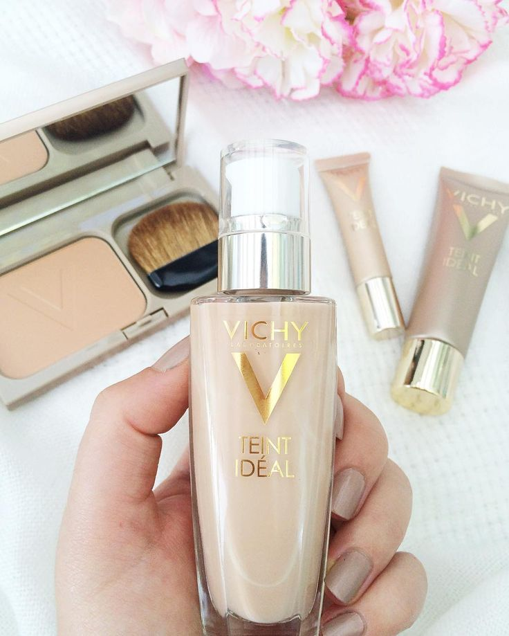 Discover Teint Idéal: http://www.vichy.ca/en/makeup-teint-ideal-info