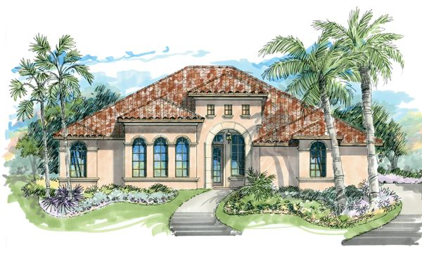 14 best images about arthur rutenberg homes on pinterest for Custom home plans florida