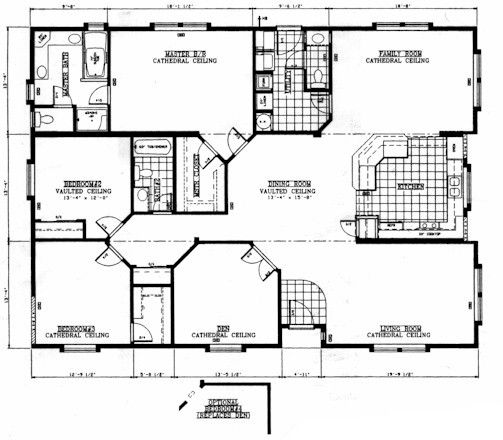 26 best house plans images on pinterest house design for Homes by dickerson floor plans