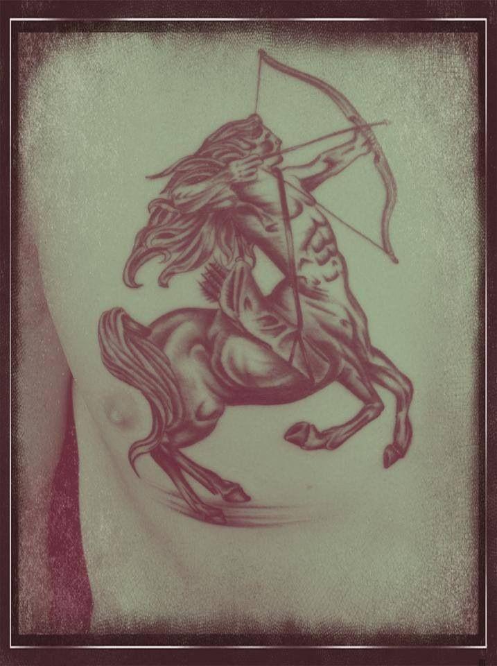 Tattoo by Ben bone shaker body art