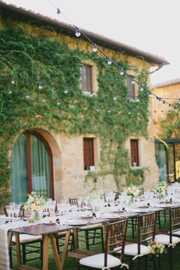 Wedding in Tuscany by Purewhite Photography and Chiara Sernesi