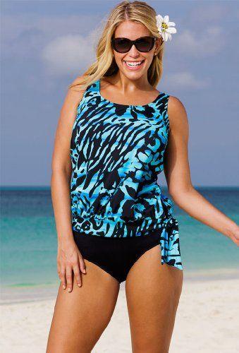 94 best plus-size swim images on pinterest | plus size swimsuits