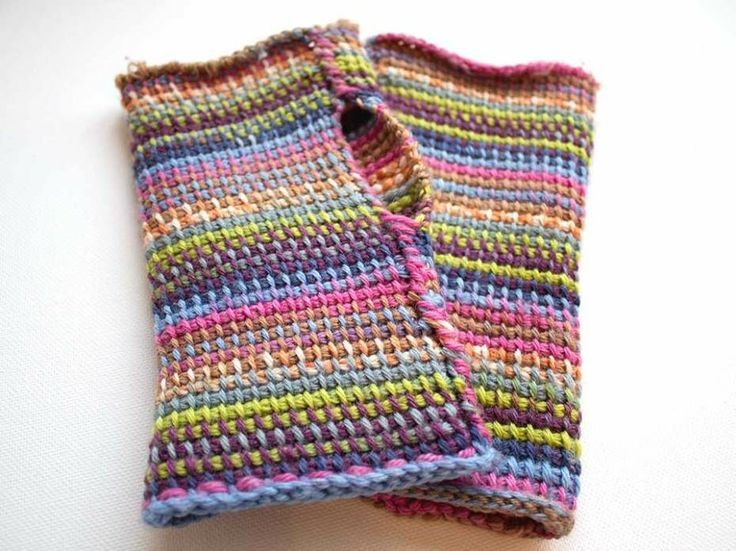 1000 Images About Crochet Entrelac Tunisian On