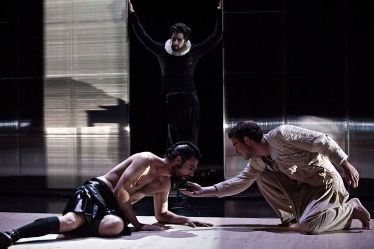 Tristan, texte et mise en scène d'Éric Vigner @ Jean-Louis Fernandez