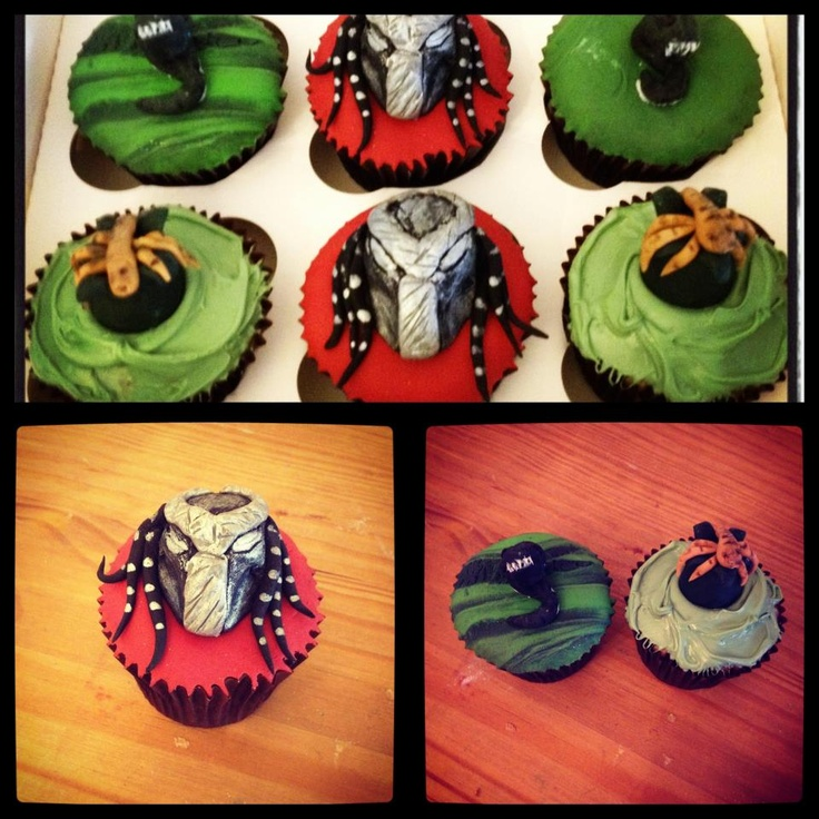 9 Best Personalised Cupcakes Images On Pinterest