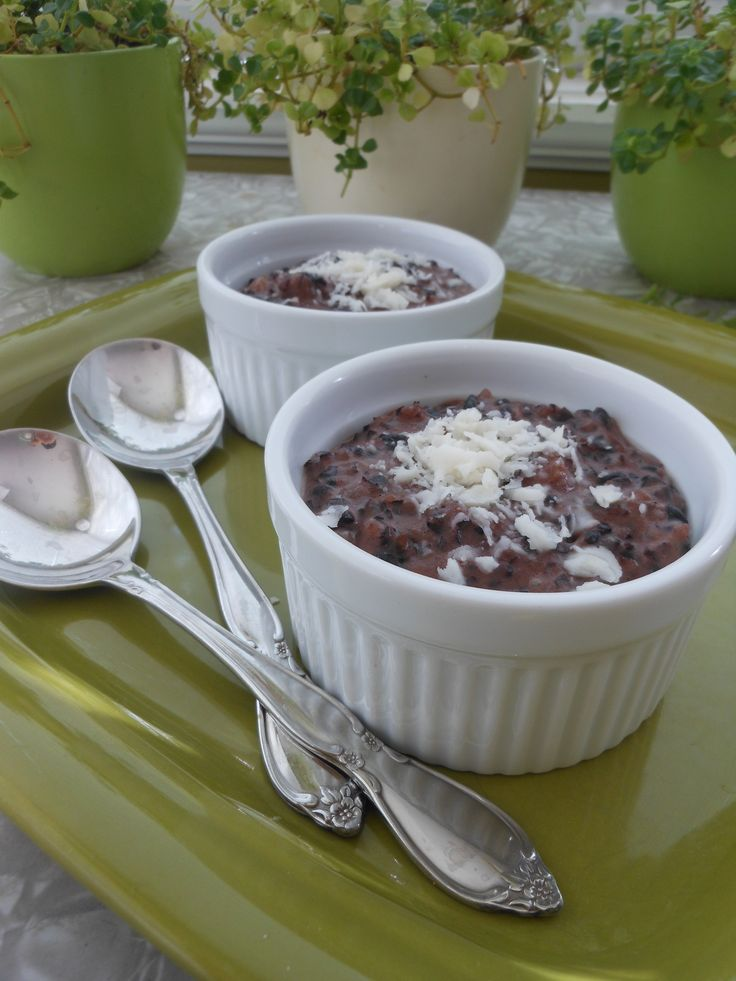 Strawberry Jam Coconut Rice Pudding Recipes — Dishmaps