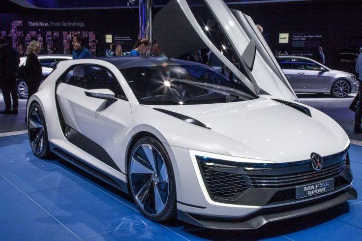 IAA Frankfurt 2015: VW Golf Sport