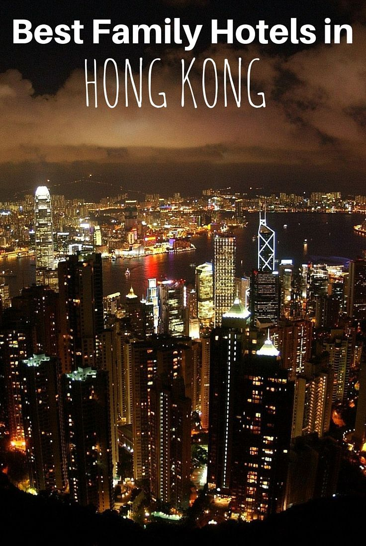 Heading to Hong Kong with kids? Here's some great family accommodation options in Hong Kong including the best family hotels in Hong Kong and apartments.