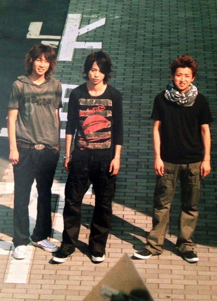 大野智&櫻井翔&相葉雅紀 Satoshi&Sho&Masaki