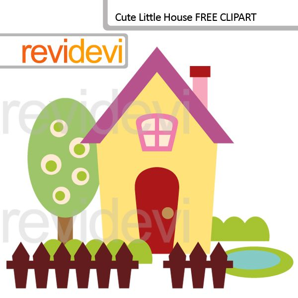Cute Litthe House Freebie