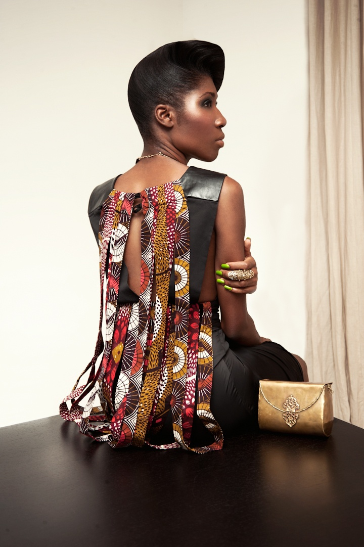 love this piece by christie brown ghana african fashion