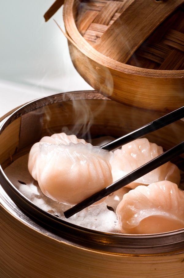 Dim Sum ~steamed shrimp dumpling
