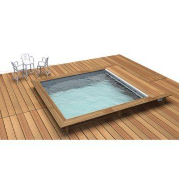 1000 ideas about piscine hors sol bois on pinterest for Piscine bois leroy merlin hors sol