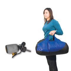 Sea to Summit Travelling Light Duffle Bag   Pack Light