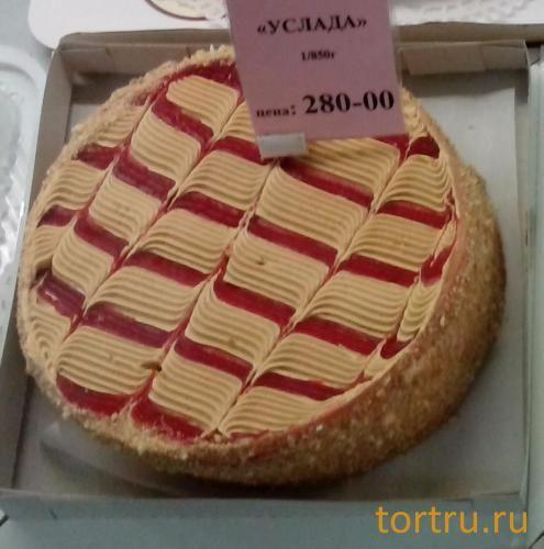 Торты наслаждение новосибирск описание продукции