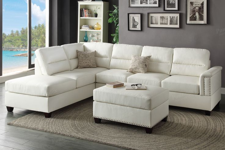 1000+ Ideas About White Leather Couches On Pinterest