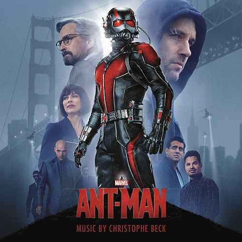 BSO: Ant-man - 2015.