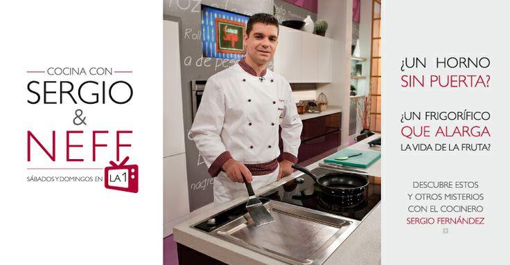Cocina con Sergio Fernández