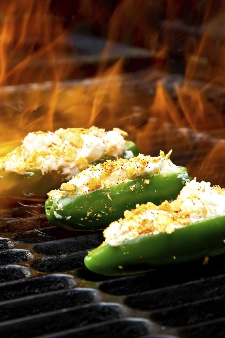 Grilled & Stuffed Jalapeno Poppers – Modern Day Moms