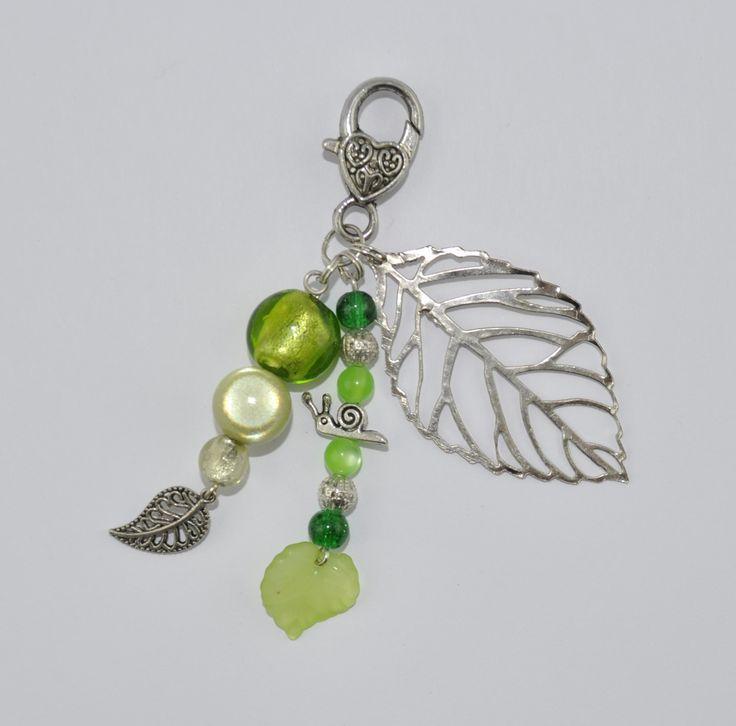 Bijou de Sac : Escargot tout Chaud - Fait Main : Autres bijoux par perles-et-fantaisies