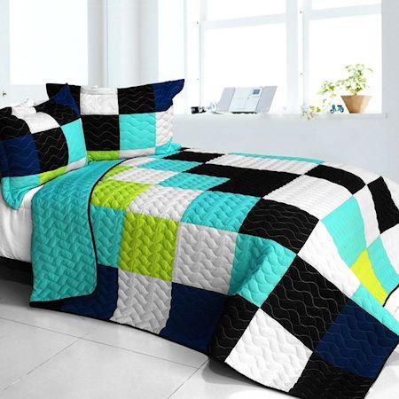 Minecraft Sky Teen Boy Bedding Full Queen Quilt Set Black White Green Blue  Bedspread. 17 Best ideas about Teen Boy Bedding on Pinterest   Boy teen room