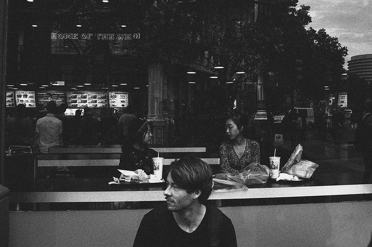 Basti, Burger King, Barcelona 2015