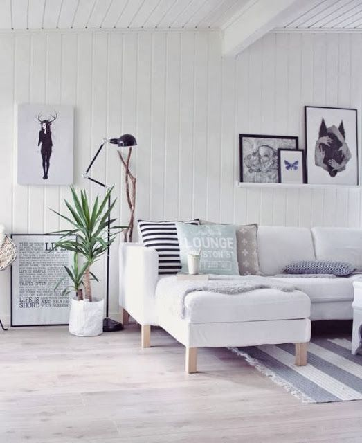Bringing the outside in - Green Fingered Interiors