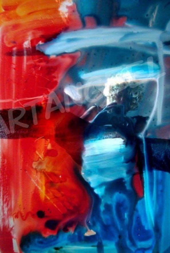 17 beste idee n over moderne abstracte kunst op pinterest modern kunstwerk grote kunst aan de - Schilderij kamer ontwerp ...