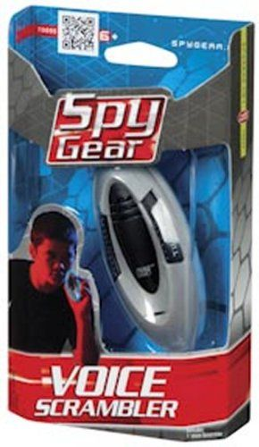 Spy Voice Scrambler - List price: $9.99 Price: $6.99 Saving: $3.00 (30%) + Free Shipping