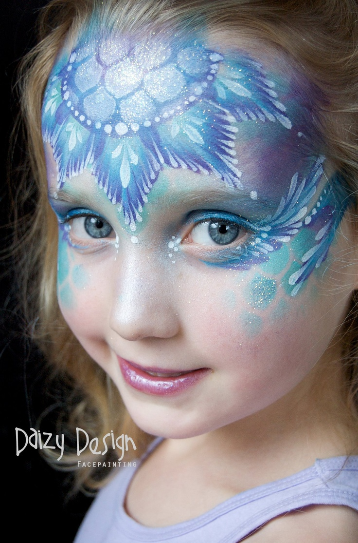 32 best Face Painting tutorials for kids images on Pinterest | Body ...