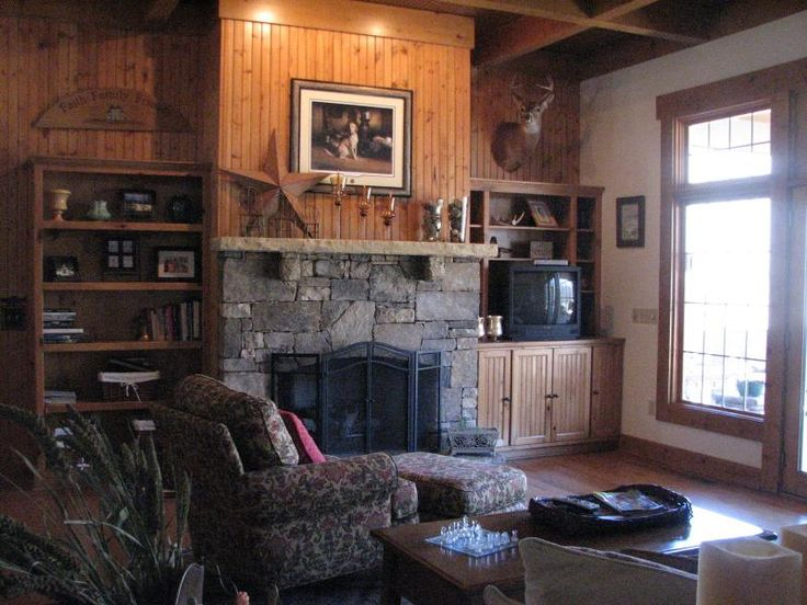 1000 Ideas About Lake Cabin Interiors On Pinterest