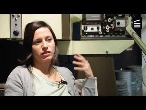 Oι νέοι μιλούν για Αγγελόπουλο. Συνέντευξη 8 με τη Νατάσσα Ξύδη , σκηνοθέτιδα