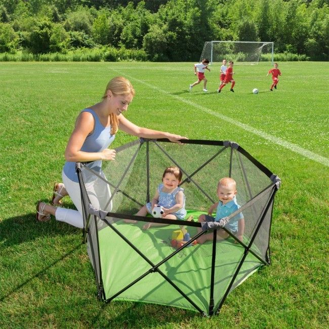 Summer Infant Pop n Play Portable Playpen