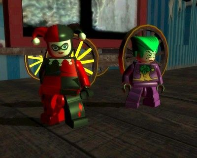 Lego Batman: The Videogame (Nintendo Wii)