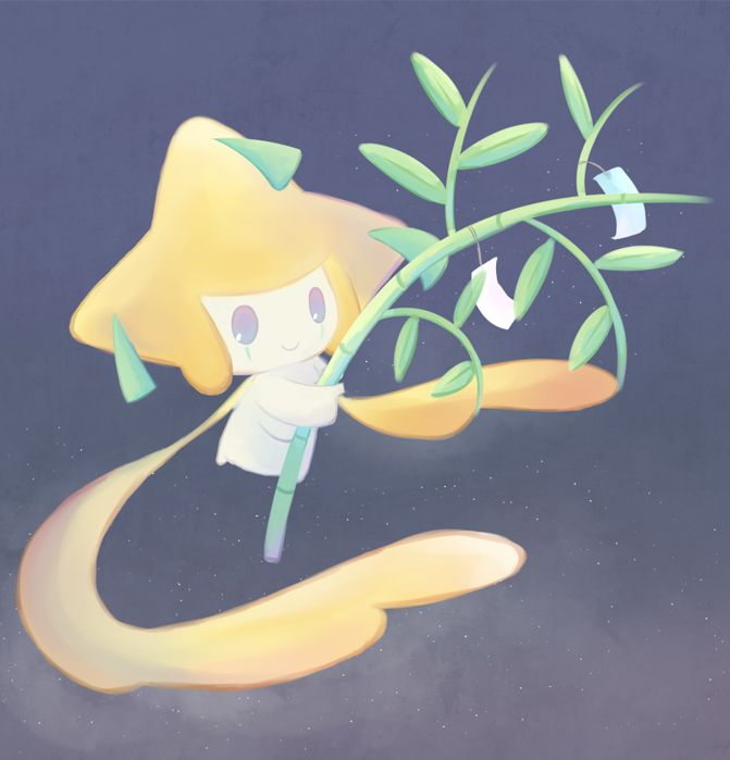 tanabata jirachi powersaves