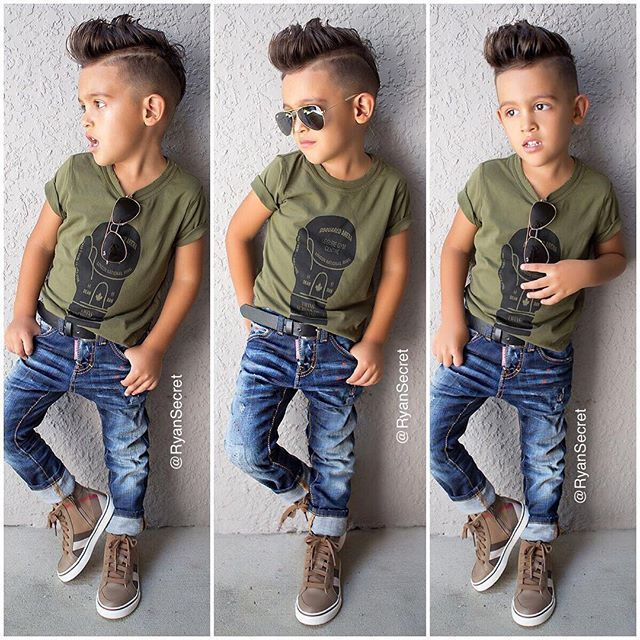 Kid Haircuts With Outfit: Best 25+ Cool Boys Haircuts Ideas On Pinterest