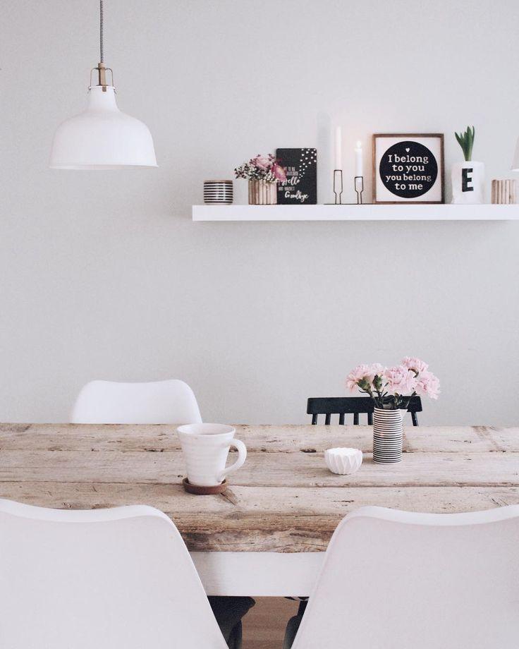 diy esstisch selber bauen  wohnzimmer einrichten haus