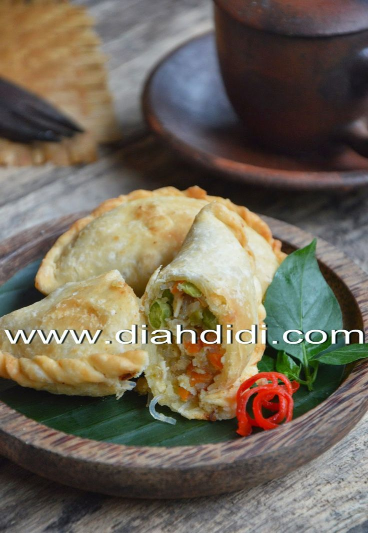 Diah Didi's Kitchen: Pastel Goreng Isi Komplet