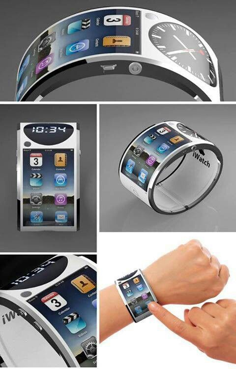 #iwatch #WOW #APPLE always worth the wait, when thesecret is out it's game over #In the #Tech #space!