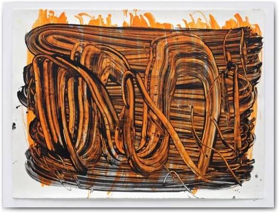 Judy Millar, Untitled, 2007