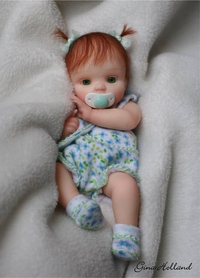Polymer Clay Art Dolls | Polymer Clay