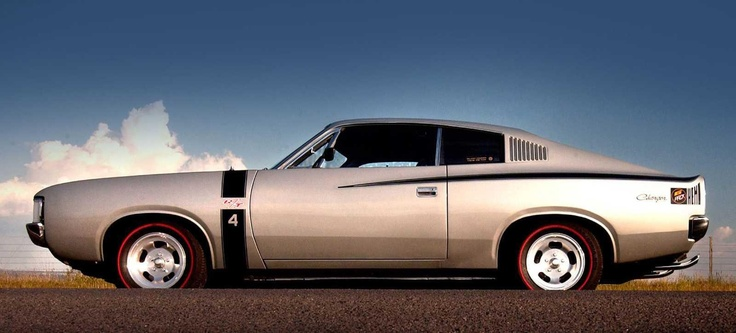 71 Chrysler Valiant Charger