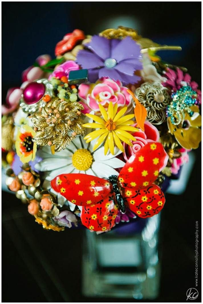 Incorporate the whole garden into your bouquet