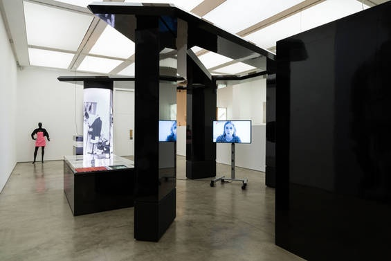 Bernadette Corporation's ICA show & Why I Stopped Answering Chloe Savigny's Calls | ♥ LOVEARTNOTPEOPLE®