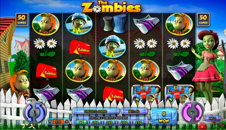 Spiele I Zombie - Video Slots Online