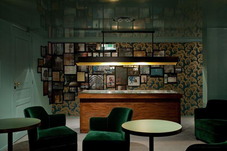 CAFFE BURLOT PARIS - DIMORE STUDIO