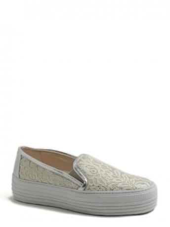 LeCrown-women shoes-slip-on macrame-LeCrown Spring Summer 2015 shop online