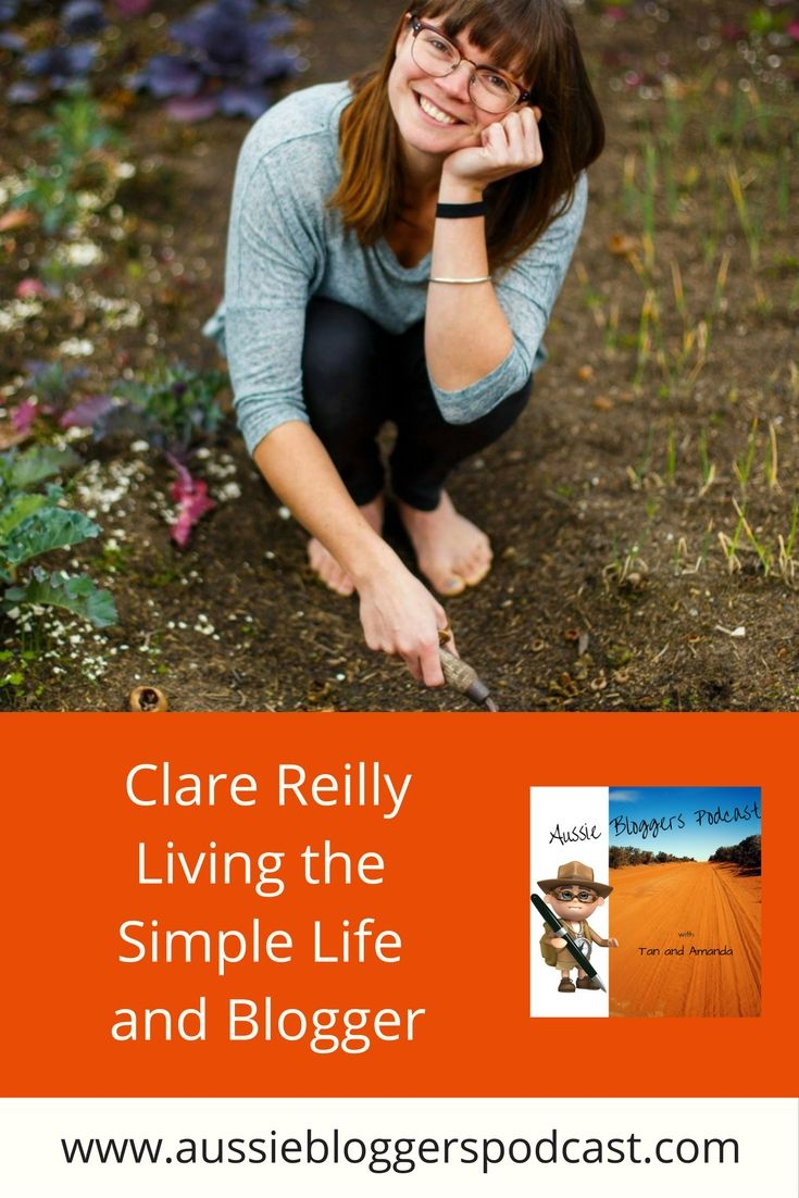 Clare Reilly lives on the Bellarine Peninsula near Geelong with her super understanding and supportive husband, very effervescent two and a half year old, and five chickens. Almost five years ago Clare and her husband started the journey towards living a more simple, sustainable and local life after realising they only have $100 to their name. Clare shares their simple living adventures on her blog and YouTube channel #abp