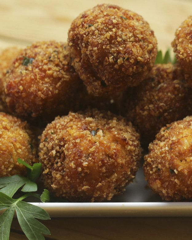 Chicken Bacon Chipotle Balls | These Chicken Bacon Chipotle Balls Are Everything You Need