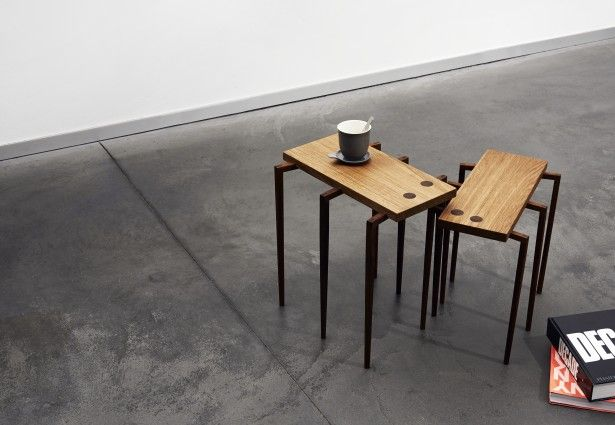 The Buglife side tables by FEM